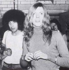 vezzipuss.tumblr.com — David Bowie, Circa 71 ➰