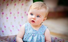 Check out dozens of unique baby girl names 2016 that are rare and cool without being weird, hand picked for cute babies like yours! So Cute Baby, Cute Baby Girl Images, Baby Girl Pictures, Baby Kind, Baby Photos, Baby Love, Cute Kids, Cute Babies, Images Photos