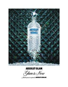 absolut, absolut glam, absolut mexico, absolut vodka, diamonds, glamour