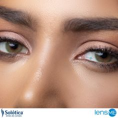 74bca54bdd Indulge yourself with subtle green eyes with Solotica Hidrocor RIo Buzios.  DOuble tap to order