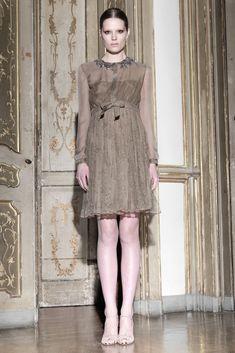 Valentino Pre-Fall 2011 Collection Photos - Vogue