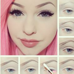 Getting the perfect eye brows have never been this easy! Check the step by step guide here to DIY.