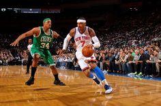 Boston 102, New York 96 - No Rondo, No Problem: Celtics Win at MSG