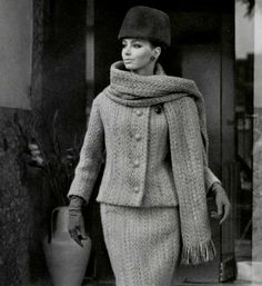 1963 Yves Saint Laurent