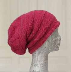 Strik til dig Archives - Side 4 af 8 - susanne-gustafsson. Knitted Hats, Crochet Hats, Knitting For Charity, Handicraft, Hue, Knitting Patterns, Diy And Crafts, Winter Hats, Beanie