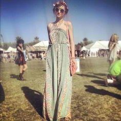 Coachella Style, Outfit ideas