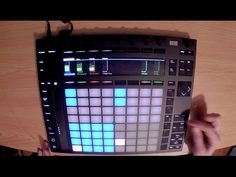 Ableton Push - Making Electronic Music With Ableton Push