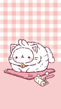 I'm kitty Molang~🐱 🥰