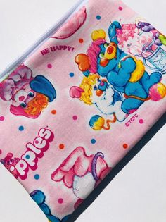 Popples zipper pouch - these are almost gone!
