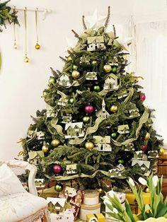 dekoration für künstlichen Weihnachtsbaum design