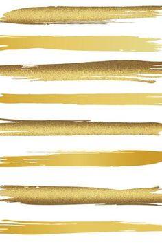6723 Gold Flake Paint Stripes Printed Backdrop