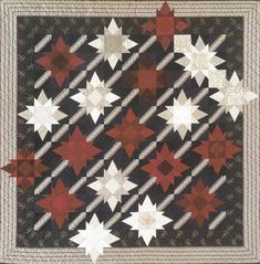 My first love in quilting will always be the design and making of traditional quilts using cotton fabric.  I use a variety of techn...