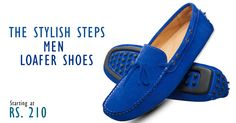 For every ocassion, #loafersShoes are the perfect smart/casual Footwear. Dress from the feet up with our range of suede designs. --> http://hytrend.com/men/shoes/loafers.html