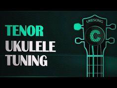 Online Ukulele Tuner - Tenor ukulele tuning - YouTube Ukulele Tuning, Tenor Ukulele, Youtube, Music, Songs, Musica, Musik, Muziek, Music Activities
