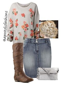 """Apostolic Fashions #779"" by apostolicfashions on Polyvore"