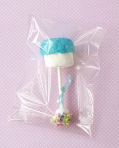 Baby Shower: Sonajas de marshmallows | Blog de BabyCenter