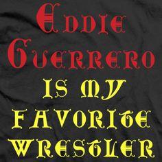 Is My Favorite Wrestler