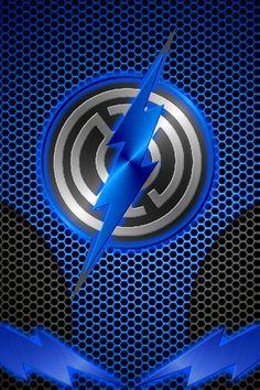 Metalic Blue Lantern Flash background by KalEl7 on DeviantArt