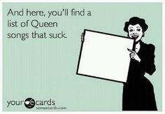 """25 songs 25 days  day 10 """"favorite band"""" I love Queen"""