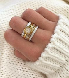 Jewelry Rings, Jewelry Accessories, Fashion Accessories, Diamond Rings, Gold Rings, South Hill Designs, Amazing Weddings, Beautiful Rings, Ring Designs