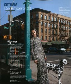 Tika Sumpter in Gotham Magazine