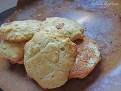 Salted Paleo: Paleo Biscuit Recipe Review