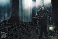 Hagrid by Annie Leibovitz