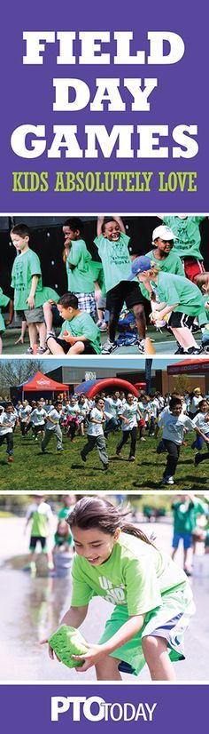 11 Favorite Field Day Games - PTO Today