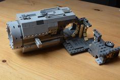 Millennium Falcon - starting over again!