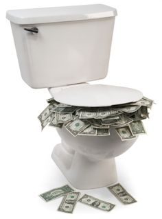 Get paid to change your toilet!  Water companies have established rebate programs to assist consumers. Rebates of up to $100 are being offered to switch to low flow toilets.  Call us today!