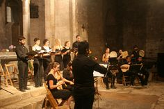 Student Concert by Early Music Besalú, via Flickr