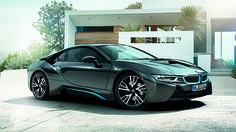 2015 BMW I8 Proceeds to Benefit The Stowers Institute presented as lot S114 at Monterey, CA
