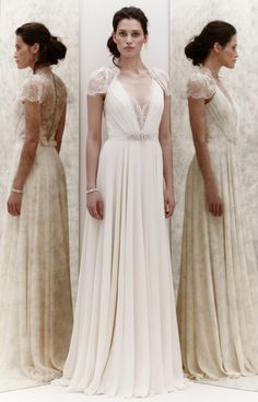 The Jenny Packham 2013 Bridal Collection Is Original and Unique