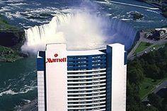 Marriott Niagara Falls Fallsview Hotel  Love This Hotel