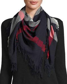 Cashmere Silk Scarf - Time to Move On by VIDA VIDA Yl10J6r