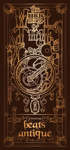 Wheel of Time Flyer Front