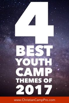 Coming up with a theme for any retreat is difficult enough, but perhaps the trickiest type of event to plan for is youth camp. Teenagers are the future of our society; so it's absolutely essential that they have a solid foundation in Christ. If that enormous truth is causing you to stumble in planning, check [...]