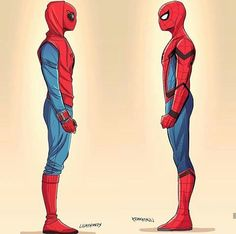 The world is changing time to change Spidey.