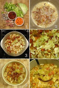 How to Make Hearty Cabbage Soup Recipe