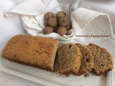 Cresciuti a Pastasciutta!: Plum cake con noci e banana, una ricetta senza agg...