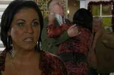 Hysterical Kat Slater attacks Big Mo as the truth about her secret son is revealed on EastEnders - Mirror Online