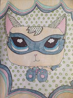 LPS tekening superkat