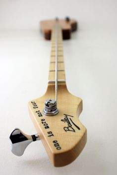 Bailey single string electric bass
