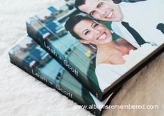 www.albumsremembered.com  Professional flush mount wedding album $350  Free design with unlimited revisions