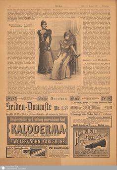 13 [10] - Nr. 1. - Der Bazar - Seite - Digitale Sammlungen - Digitale Sammlungen
