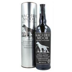 Arran - Whisky Machrie Moor Cask Strength 2th Edition 70 cl. (S.A.)
