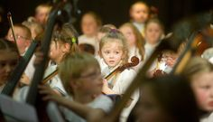 Great little story about El Sistema, the Venezuelan system of immersing poor children in instrumental music early on that's now in Scotland.  The Scottish kids play tonight at some Olympics event.  Most well-known product of El Sistema is Gustavo Dudamel, conductor of the Los Angeles Symphony Orchestra.