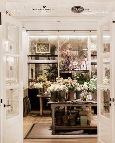 416 likes flower shop interiors, store interiors, new york flower, ribbon d Flower Shop Decor, Flower Shop Design, Flower Shop Interiors, Store Interiors, Florist Shop Interior, New York Flower, Nothing But Flowers, Flower Studio, Home Decor Furniture