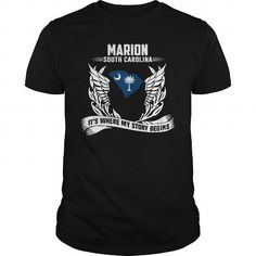 cool I love MARION Name T-Shirt It's people who annoy me