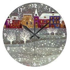 Christmas Clock | Something For Everyone Gift Ideas
